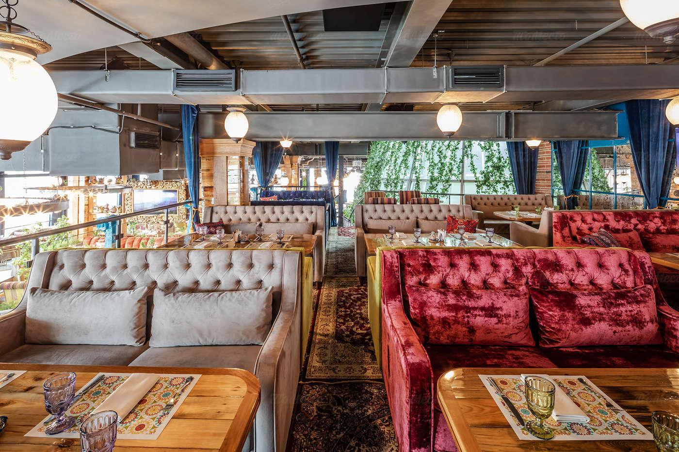 Ресторан Ишак (Eshak) на Рублёвском шоссе фото 3