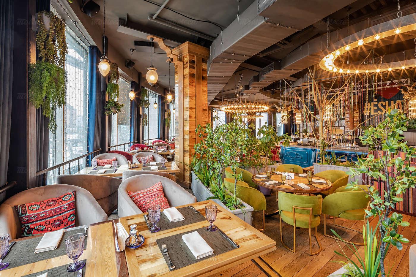 Ресторан Ишак (Eshak) на Рублёвском шоссе фото 8