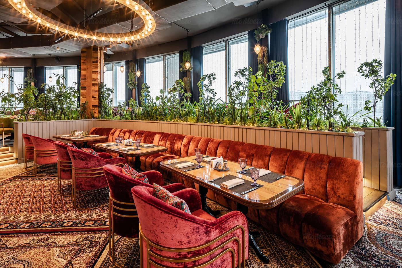Ресторан Ишак (Eshak) на Рублёвском шоссе фото 14