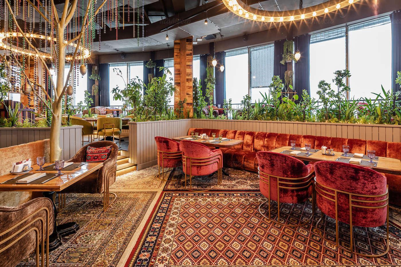 Ресторан Ишак (Eshak) на Рублёвском шоссе фото 15