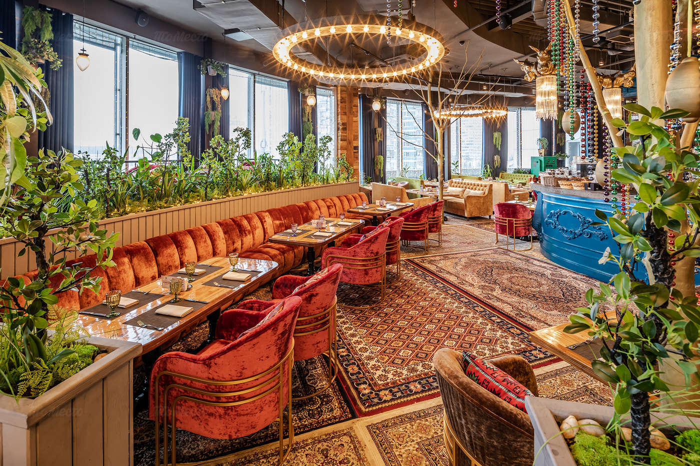 Ресторан Ишак (Eshak) на Рублёвском шоссе фото 7