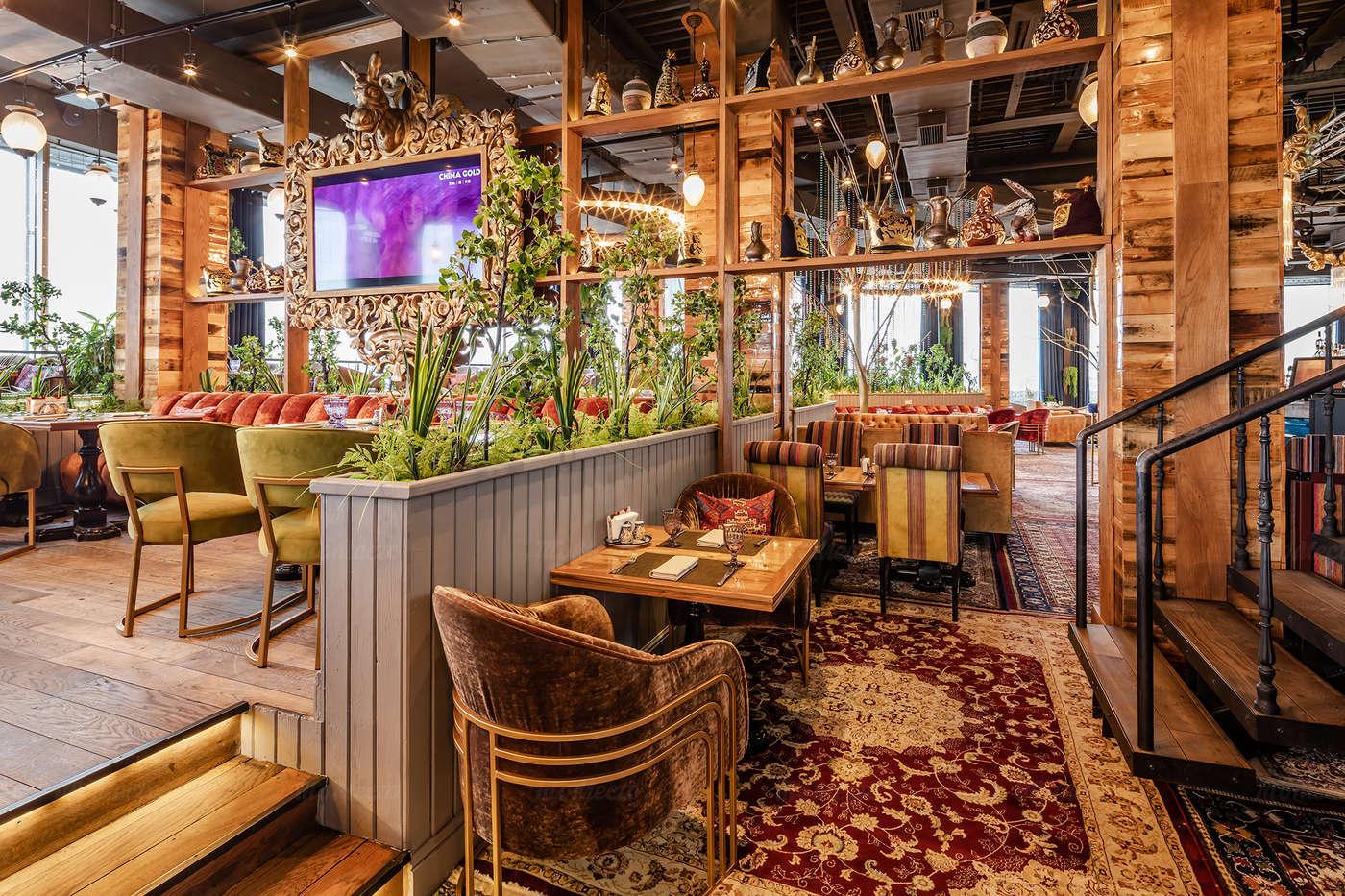 Ресторан Ишак (Eshak) на Рублёвском шоссе фото 6