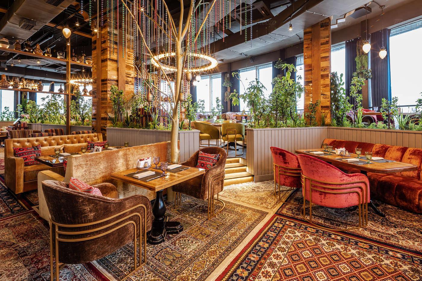 Ресторан Ишак (Eshak) на Рублёвском шоссе