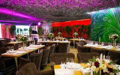 Банкетный зал ресторана Simachyard на Беговой улице