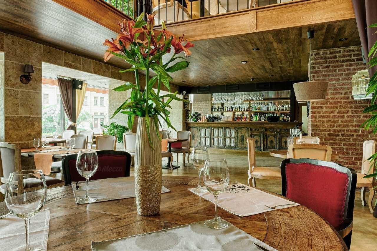 Меню кафе, ресторана Henry на Петровской набережной