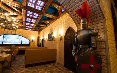 Банкетный зал ресторана Рыжий Альфред на улице 8 Марта фото 2