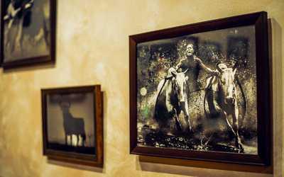 Банкетный зал ресторана Родео (Grill & wine) на Профсоюзной улице фото 3