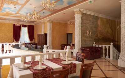 Банкетный зал ресторана Царский двор на улице Гоголя фото 2