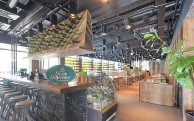 Банкетный зал ресторана Ёлки на улице Челюскинцев фото 2