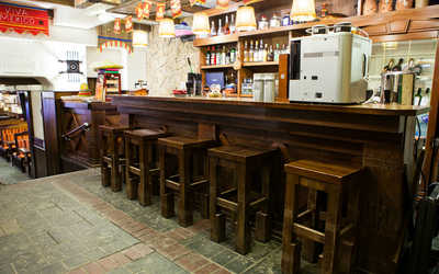 Банкетный зал ресторана Mexico (Мехико) на Октябрьской улице фото 1