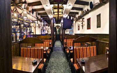 Банкетный зал ресторана Mexico (Мехико) на Октябрьской улице фото 2