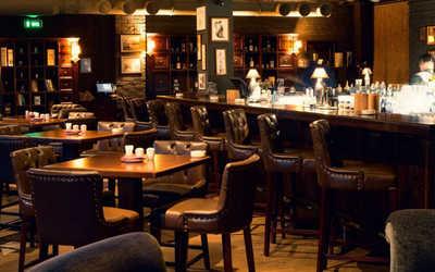 Банкетный зал бара Trend (Тренд) на Красном проспекте фото 1