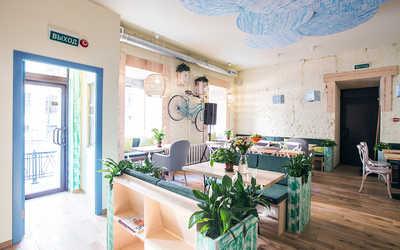 Банкетный зал кафе Кафе. Вино. Веранда. на улице Восстания фото 3