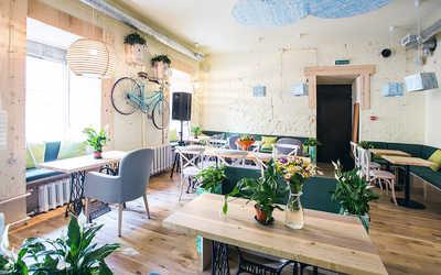 Банкетный зал кафе Кафе. Вино. Веранда. на улице Восстания фото 2