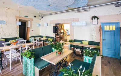 Банкетный зал кафе Кафе. Вино. Веранда. на улице Восстания фото 1