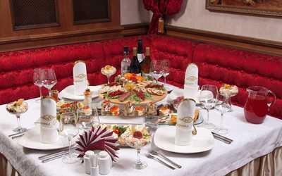 Банкетный зал ресторана Царская охота на проспекте Дзержинского фото 3