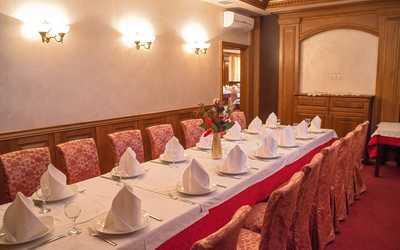 Банкетный зал ресторана Царская охота на проспекте Дзержинского фото 2