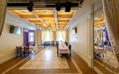 Банкетный зал кафе Кулички на улице Невельского фото 3