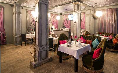 Банкетный зал ресторана The Sherbet на Коммунистической улице