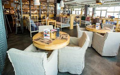 Банкетный зал ресторана Бирман на речке (Beerman) на улице Добролюбова фото 1