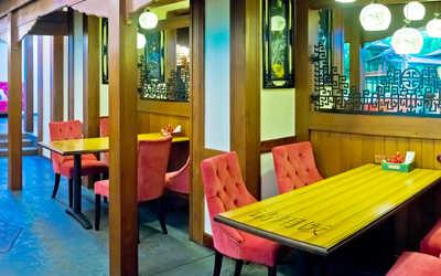 Банкетный зал ресторана Шанхай на Красном проспекте фото 1