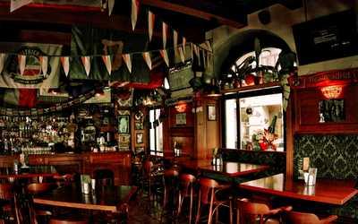 Банкетный зал паба Dark Patrick's (Дарк патрик) в Большом Златоустинском переулке фото 1