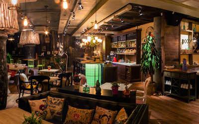 Банкетный зал ресторана RAGU (Рагу) на Красном проспекте фото 1
