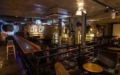 Банкетный зал кафе БУ на улице Звездинка фото 2