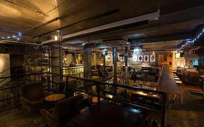Банкетный зал кафе БУ на улице Звездинка фото 3