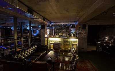 Банкетный зал кафе БУ на улице Звездинка фото 1