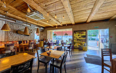 Банкетный зал ресторана Иван да Марья на Невском проспекте фото 3