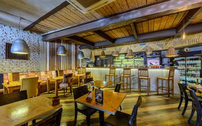 Банкетный зал ресторана Иван да Марья на Невском проспекте