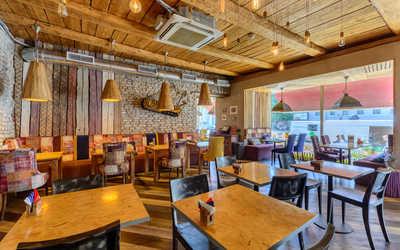 Банкетный зал ресторана Иван да Марья на Невском проспекте фото 2
