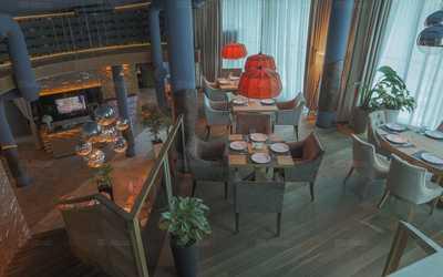 Банкетный зал ресторана MOST на Кубанской набережной фото 3