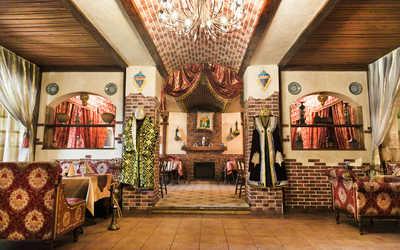Банкетный зал ресторана Золотая Бухара на улице Дзержинского фото 1