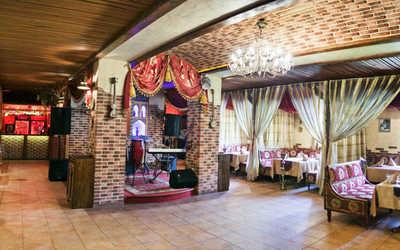 Банкетный зал ресторана Золотая Бухара на улице Дзержинского фото 2