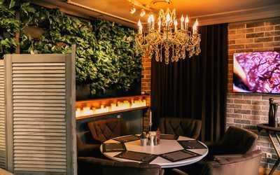 Банкетный зал ресторана Ателье вкуса на улице Яна Полуяна фото 3