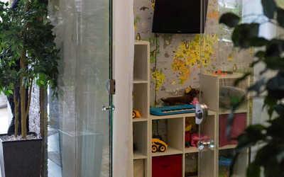 Банкетный зал ресторана Артишок на улице Красных Партизан фото 3