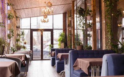Банкетный зал ресторана Артишок на улице Красных Партизан фото 1