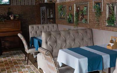 Банкетный зал ресторана Артишок на улице Красных Партизан фото 2