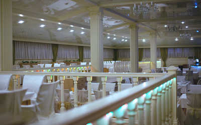 Банкетный зал ресторана Москва на улице Александра Покрышкина  фото 2
