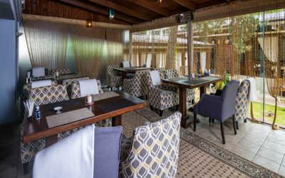 Банкетный зал ресторана Чор Минор (4минор) на улице Красной