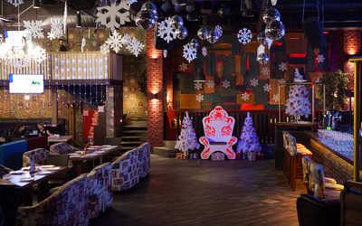 Банкетный зал бара, ночного клуба, паба Красный пёс на улице Володи Головатого фото 3