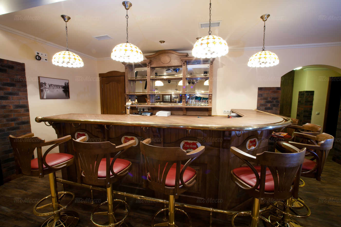 Пивной ресторан Швейк (Svejk) на улице Фрунзе фото 6