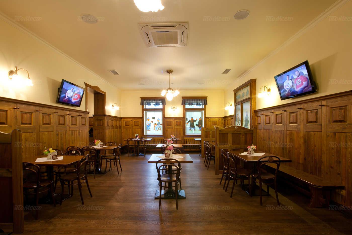 Пивной ресторан Швейк (Svejk) на улице Фрунзе