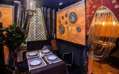 Банкетный зал кафе, ресторана Халиф на улице Фрунзе
