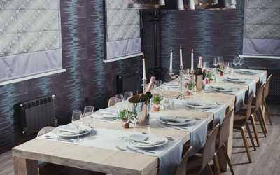 Банкетный зал ресторана Матрешка на улице Петра Некрасова фото 1