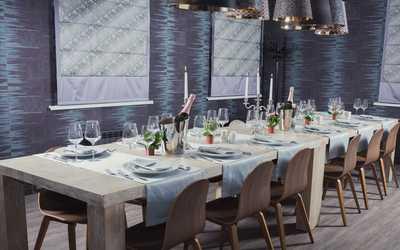 Банкетный зал ресторана Матрешка на улице Петра Некрасова фото 2