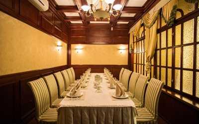 Банкетный зал ресторана Альбион на улице Декабристов фото 2