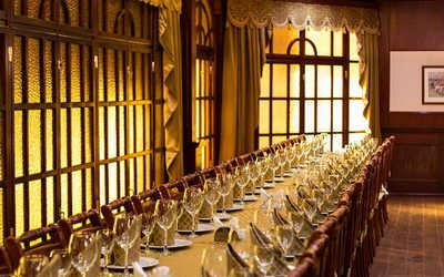 Банкетный зал ресторана Альбион на улице Декабристов фото 1